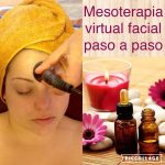 Mesoterapia virtual facial paso a paso