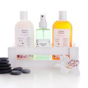 Higiene personal cosmética natural