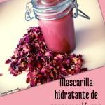 Como hacer una mascarilla de rosas y colágeno